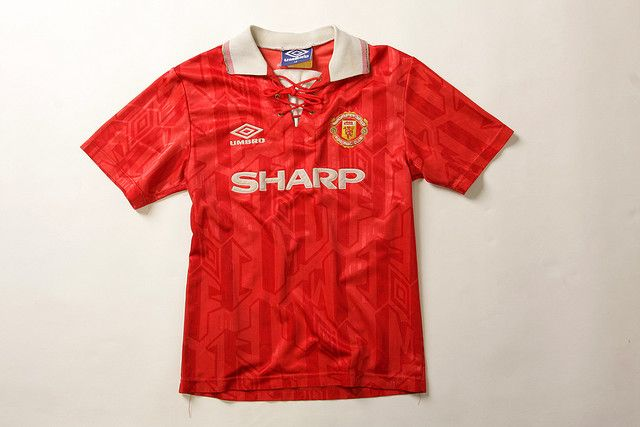 ff33e67be0d Manchester United Football Kit (home