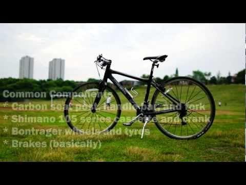 Review Trek 7 9 Fx 2011 Carbon Hybrid Bicycle Bicycle Trek Bike