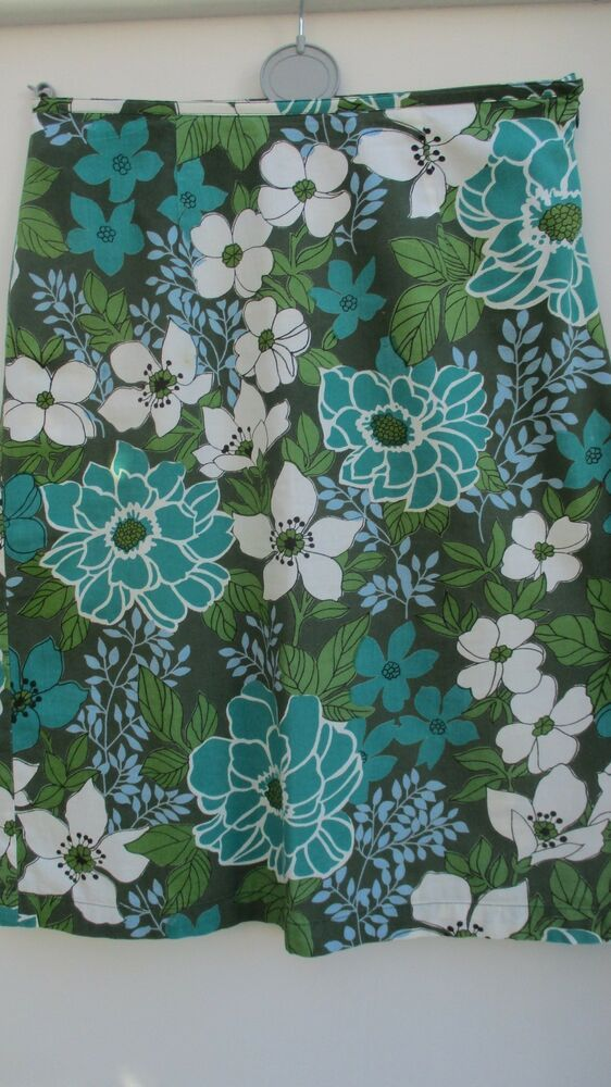 28802f8605 Monsoon skirt green blue and white size 12 #fashion #clothing #shoes  #accessories #womensclothing #skirts (ebay link)
