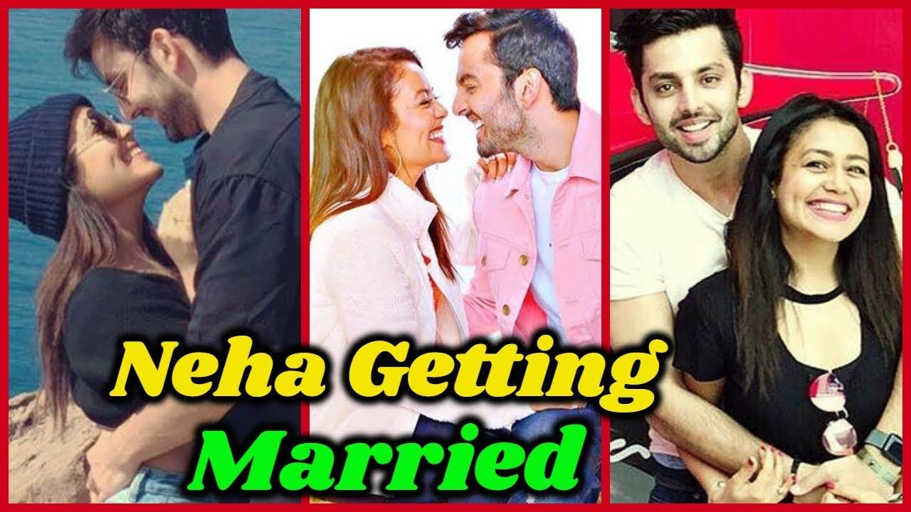 Neha Kakkar Is Getting Married Getting Married Youtube Neha Kakkar
