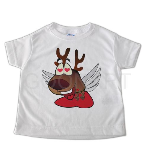 RENNA CUPIDO t-shirt-bimbo