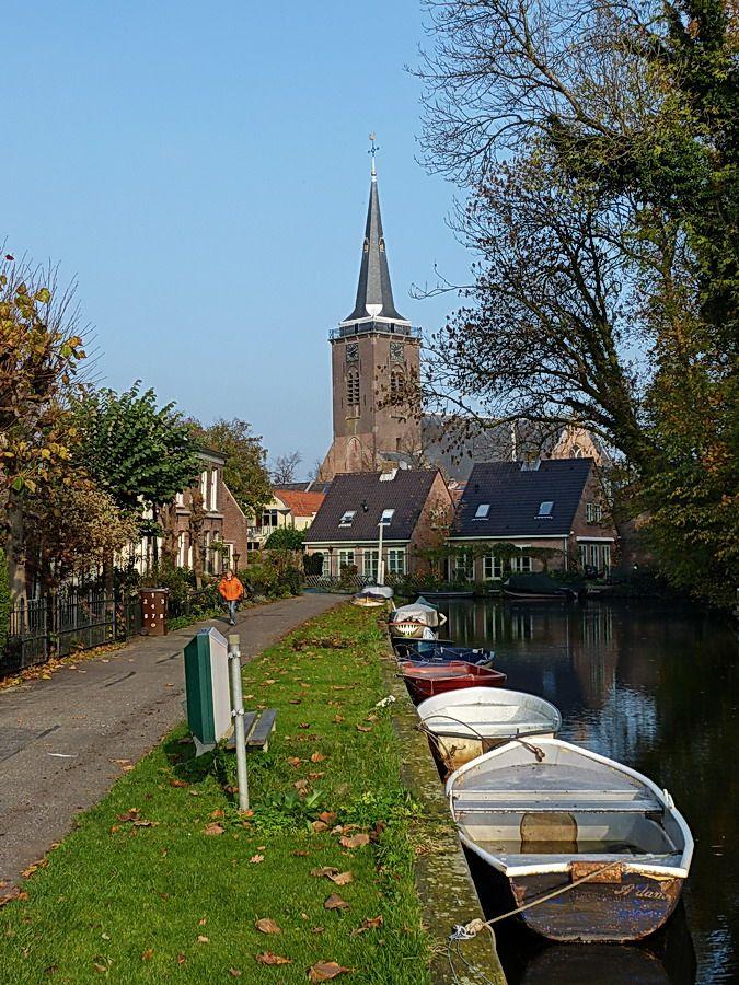 Voordijk, Abcoude, Utrecht.