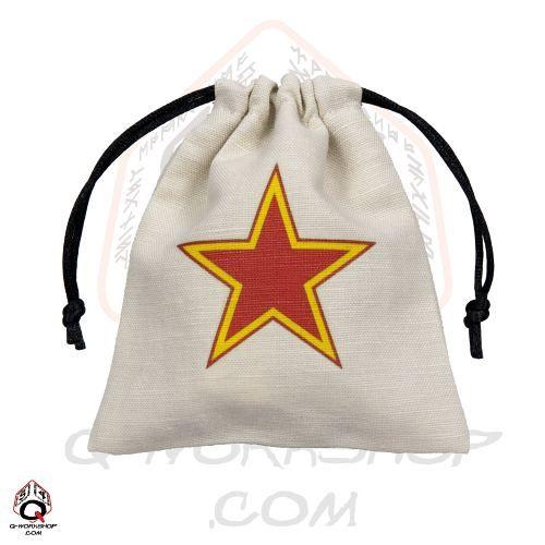 Soviet dice bag