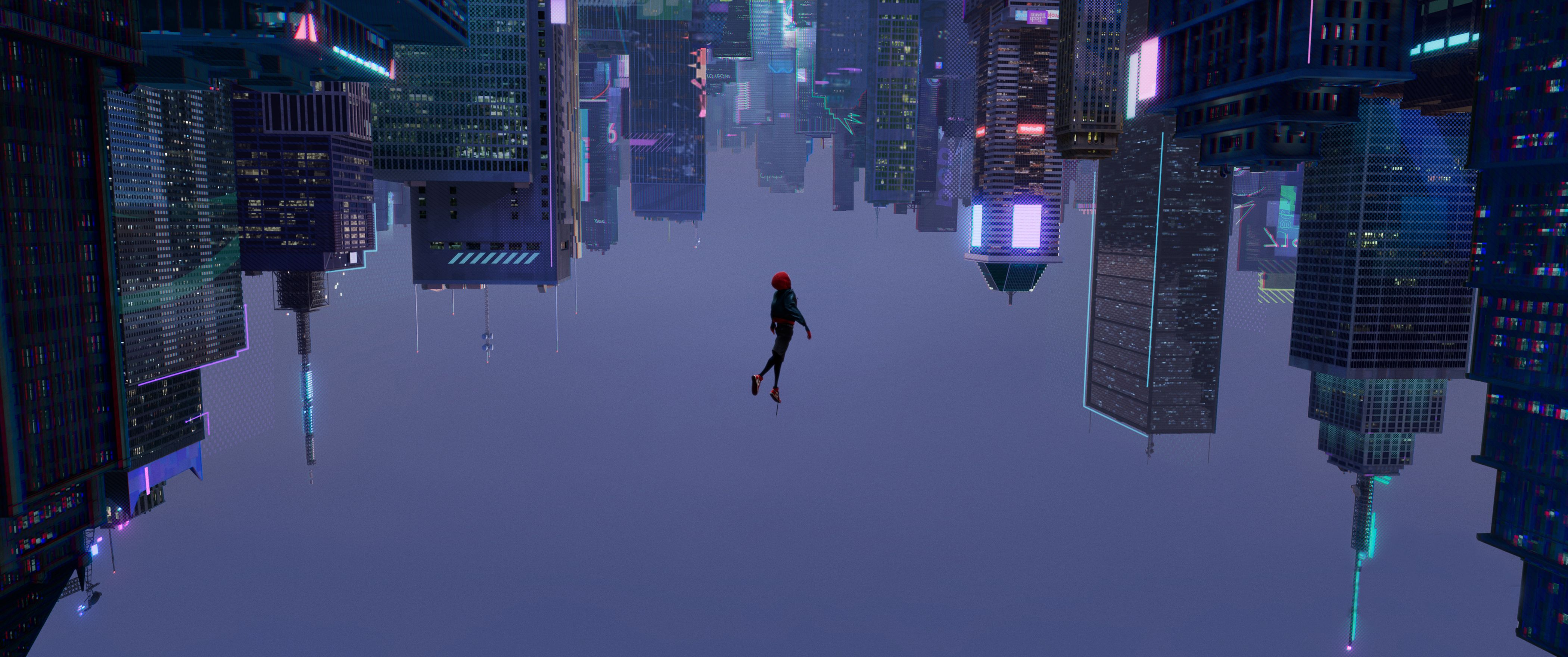 Spider Man Into The Spider Verse 4k Wallpaper Spider Verse 4k