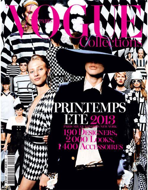 Vogue Paris Collections S/S 2013