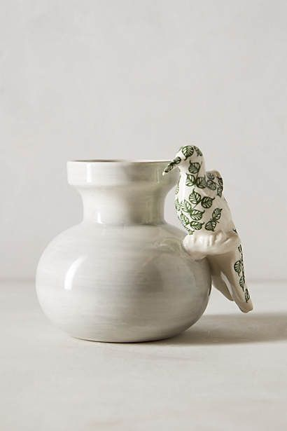 Wing Perch Vase
