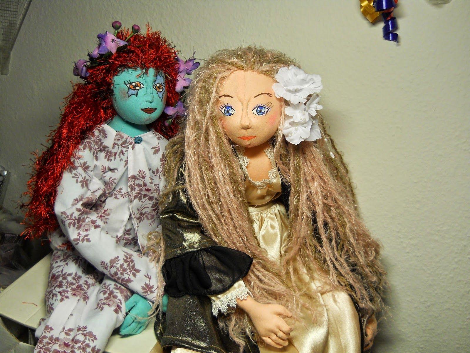 Art doll's, et dukkeunivers
