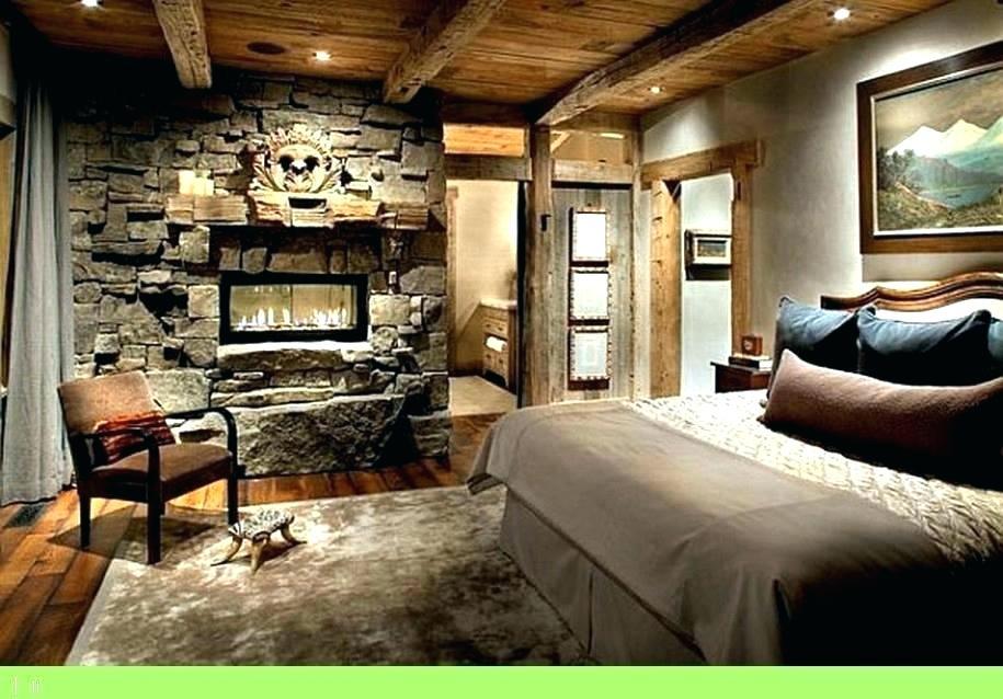 Large Master Bedroom With Fireplace Big Bedroom Ideas Big Bedroom Paint Ideas Surprising Stone Wall And F Bedroom Decor Cozy Cozy Bedroom Design Rustic Bedroom