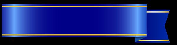 Blue Banner PNG Clipart Picture | banderole | Pinterest ...