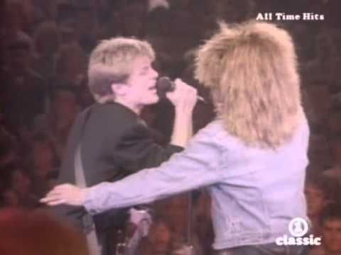 Bryan Adams And Tina Turner It S Only Love High Quality Official Video Youtube Bryan Adams Tina Turner Beautiful Voice