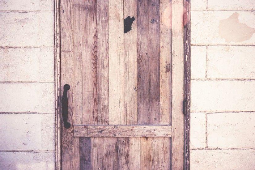 Door, Rustic