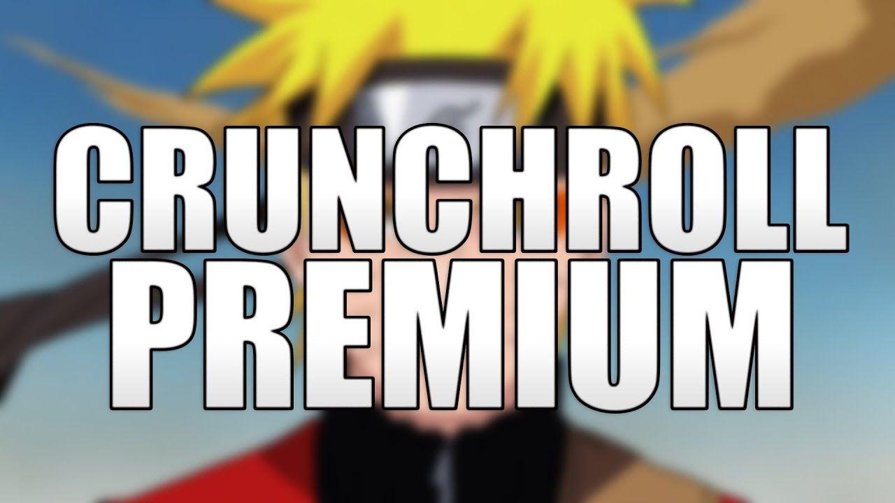 tipos de cuentas crunchyroll