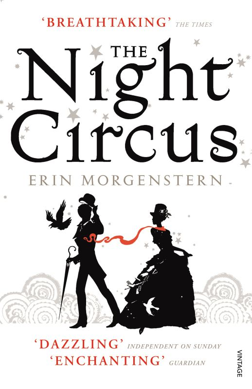 Image result for The Night Circus uk cover