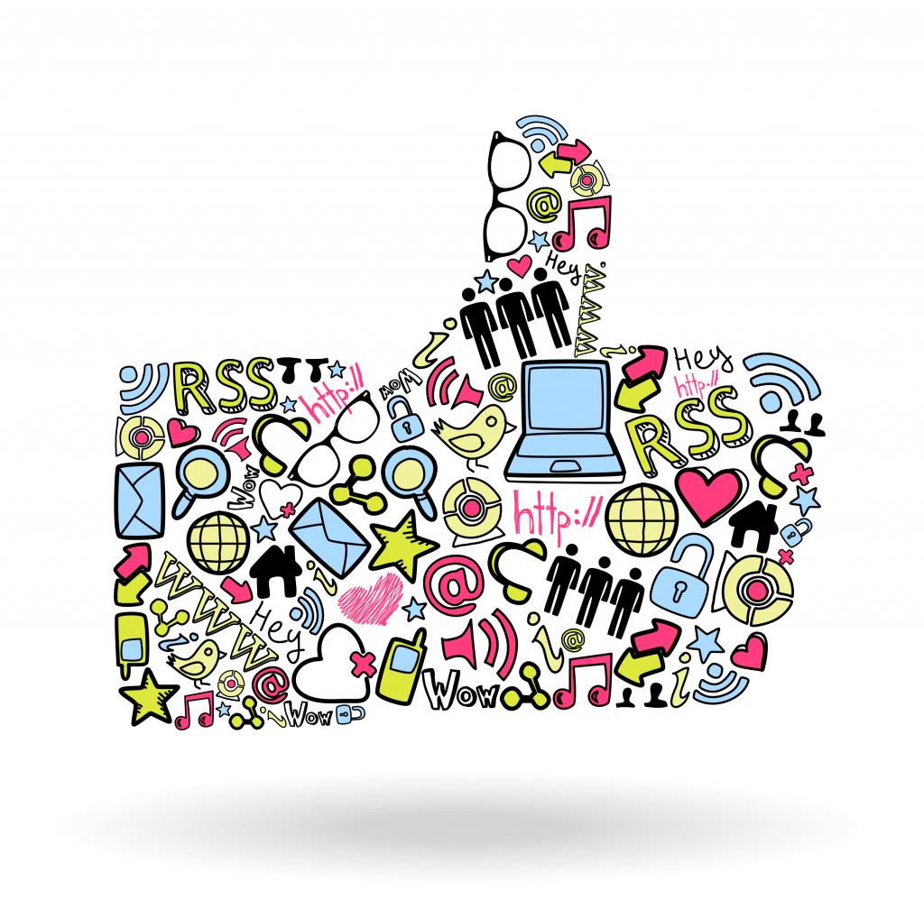 Apps like Facebook, Kik Messenger, and Instagram all have
