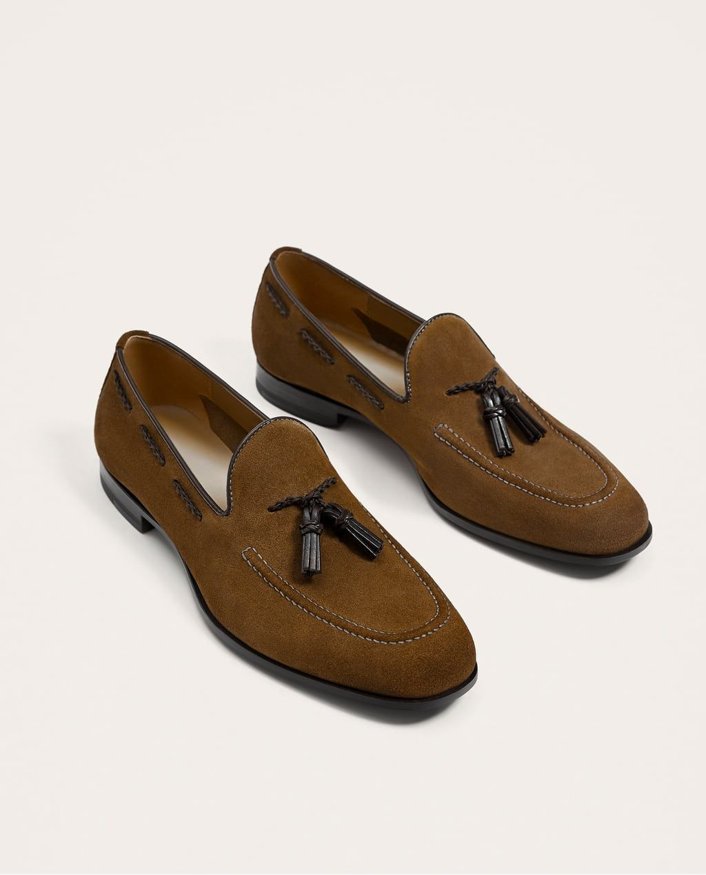 73d918c2a MOCASÍN PIEL | Mens' Shoe Trends | Leather loafers, Leather loafer ...