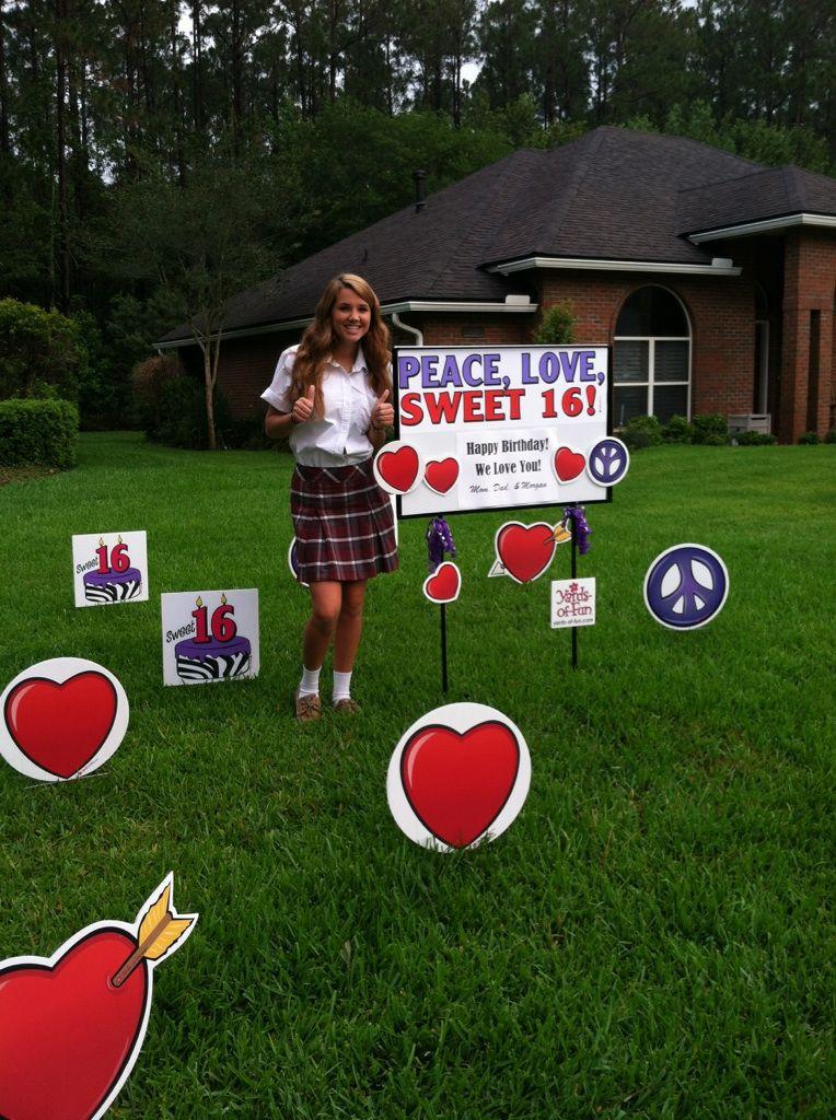 Sweet 16 Birthday Gift Idea 16 Sweet 16 Birthday Birthday Party For Teens Sweet 16 Parties