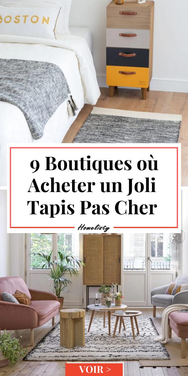 9 Boutiques Pour Acheter Un Tapis Pas Cher Sur Internet En 2020 Tapis Pas Cher Tapis Tapis Design