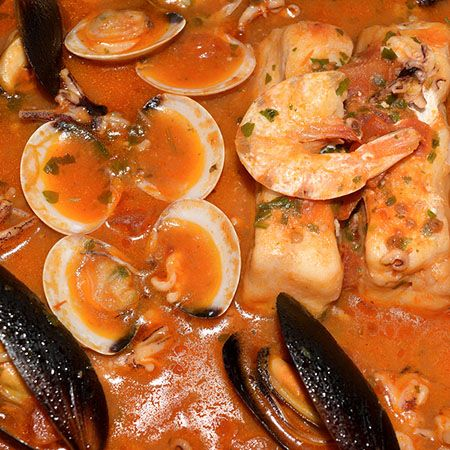 Try A New Summer Seafood Stew #seafoodstew