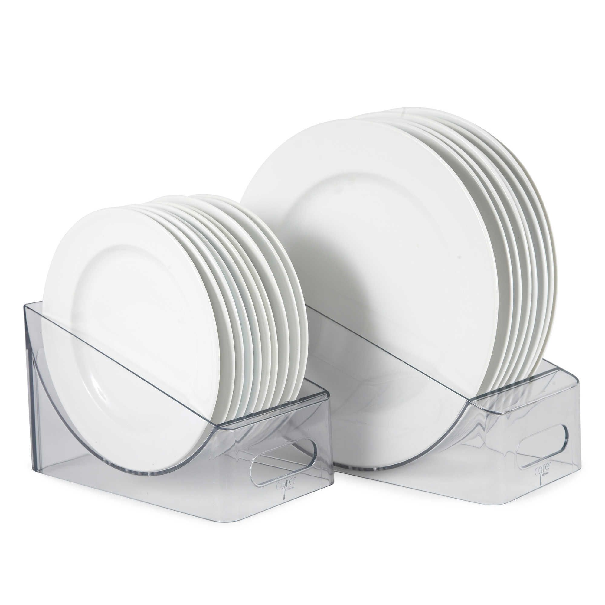 Core Kitchen Large Plate Holder | Organization | Pinterest | Large ...