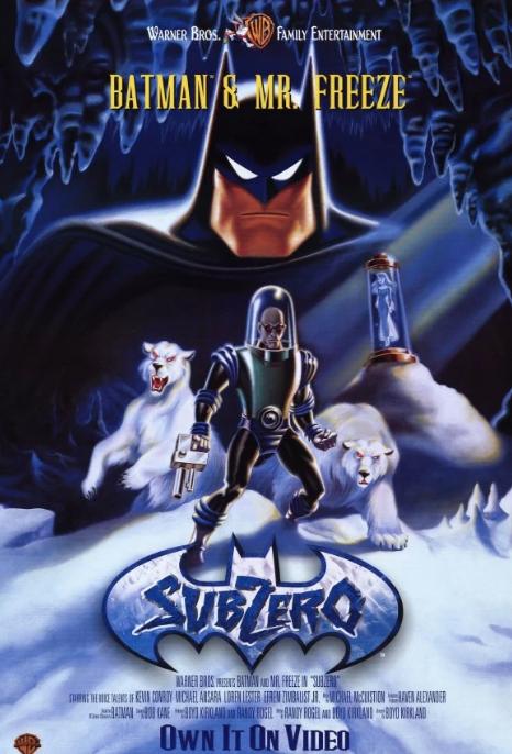 1391 Batman Mr Freeze Sub Zero 1998 4 5 De 5 Director Boyd Kirkland Batman Animated Movies Batman Movie Batman