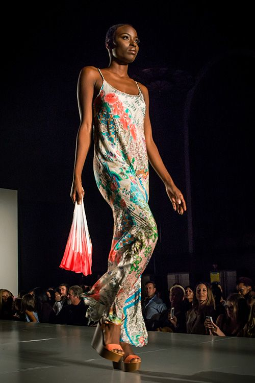 Johnny Was Collection Spring 2015 Fashion Show, October 14, 2014 at Union Station, Los Angeles