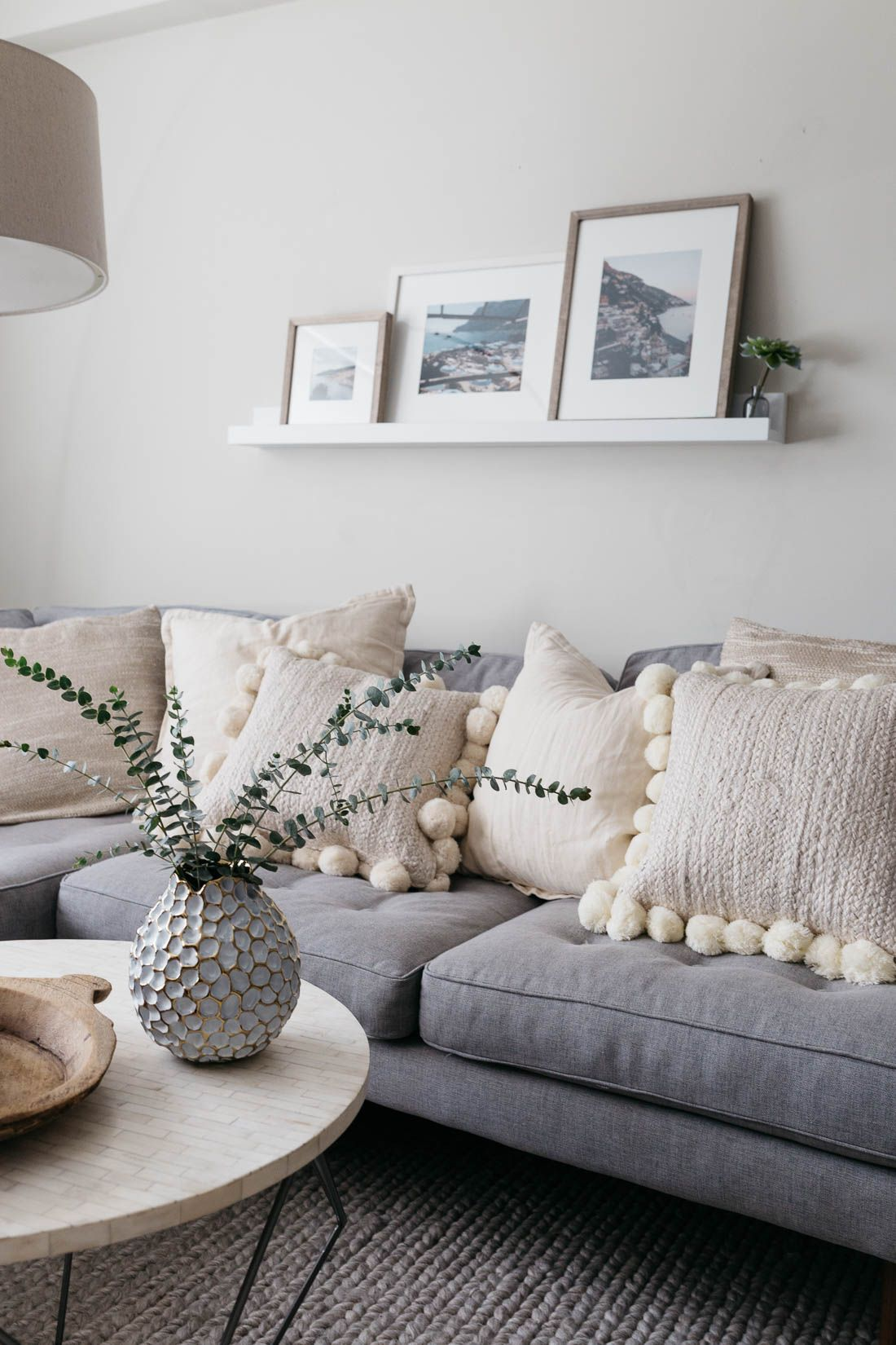 Nordstrom X Anthropologie Home Styled Snapshots Couch Decor