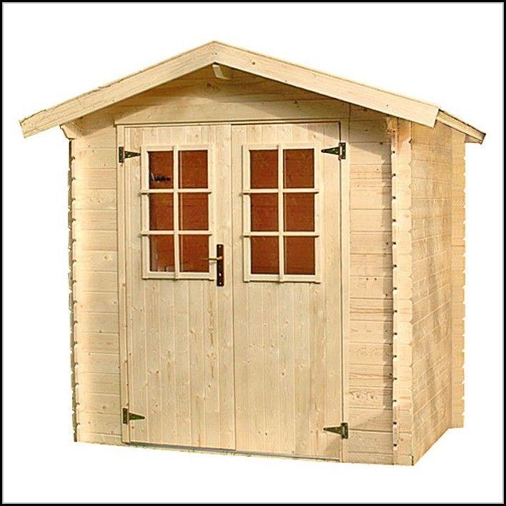 LUOMAN Gartenhaus »Lillevilla 563«, BxT 272x252 cm, inkl