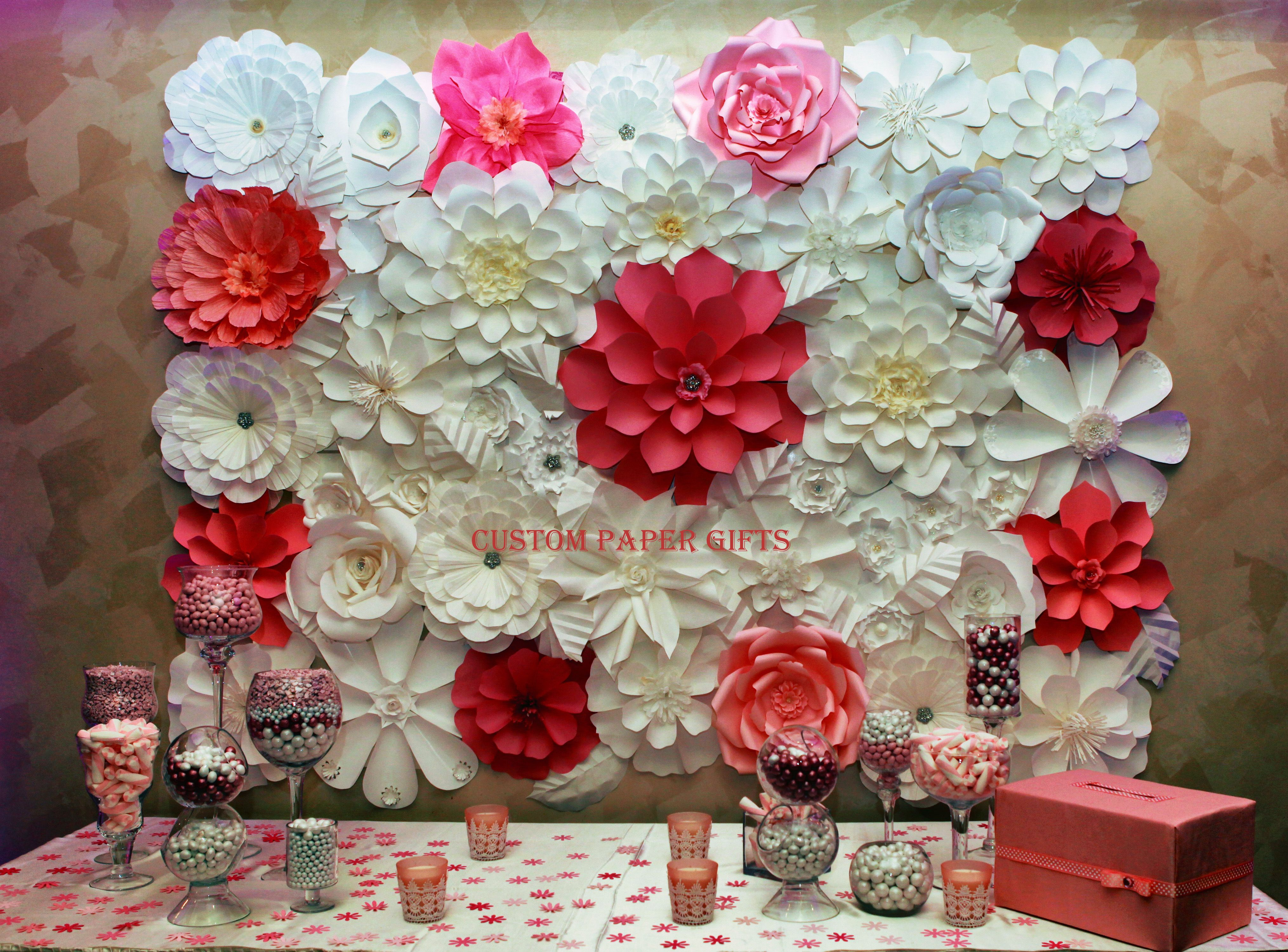 Handmade wall decoration paper flowers by custom money gifts handmade wall decoration paper flowers by custom money gifts photo by photomaniac7 amipublicfo Images