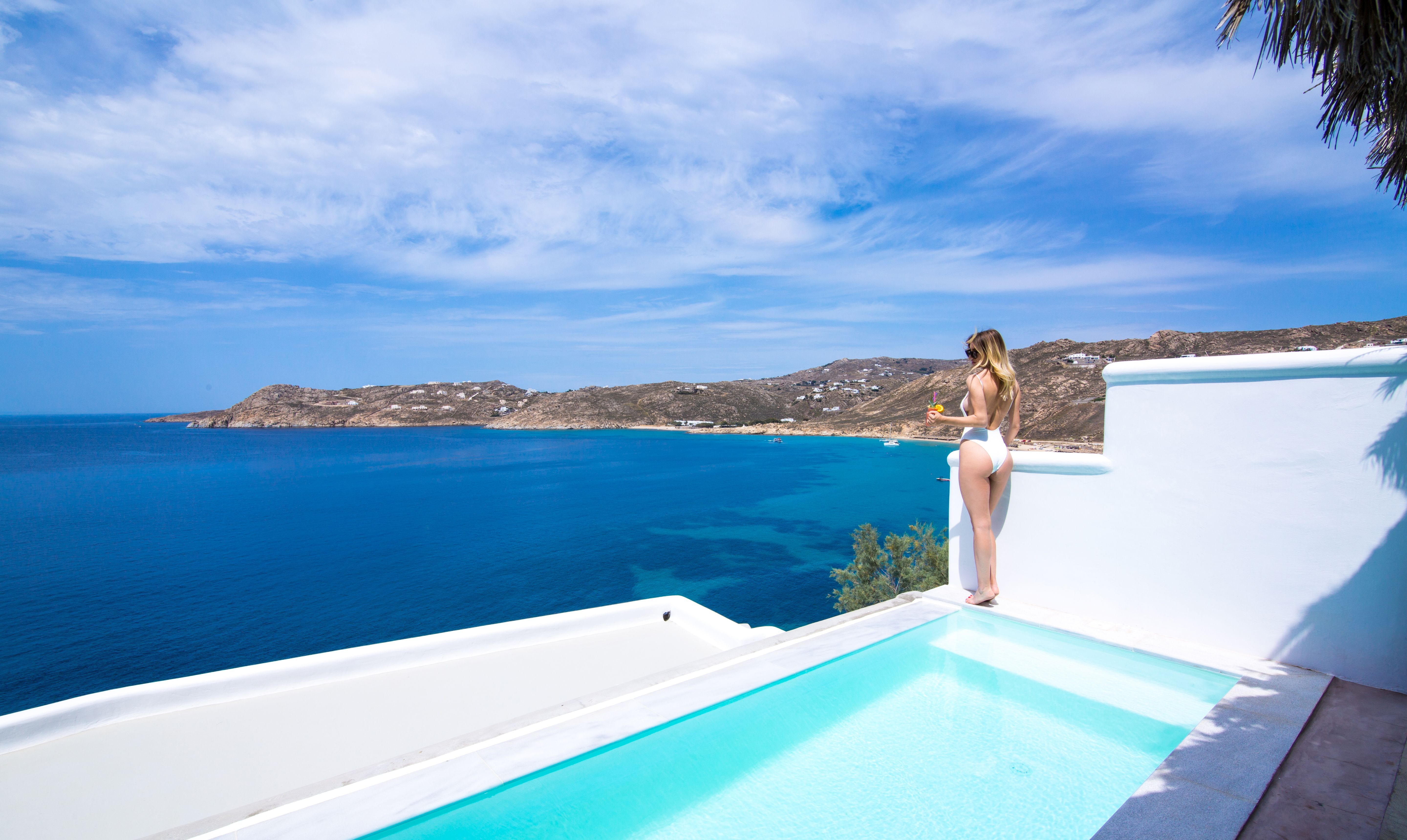Qualia Jacuzzi Pool Villa Pin By Greco Philia Hotel Boutique On Pools With Sea Views In