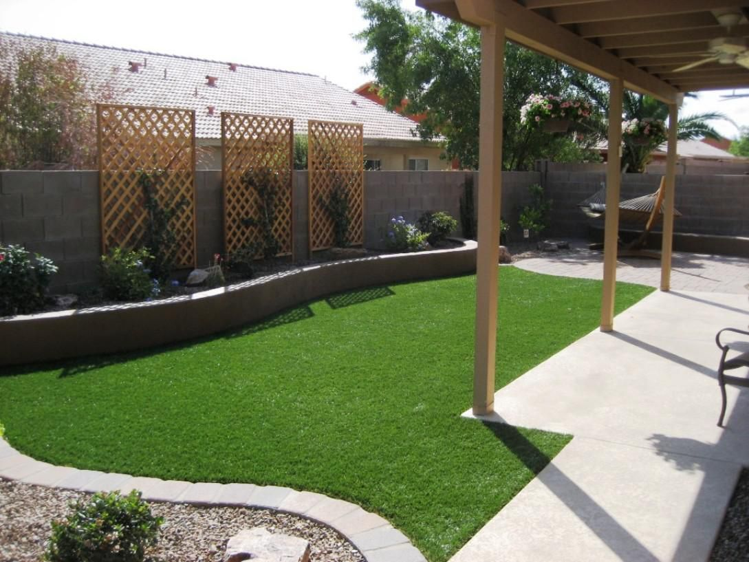 Landscaping Ideas For Backyard Privacy | Backyard ...