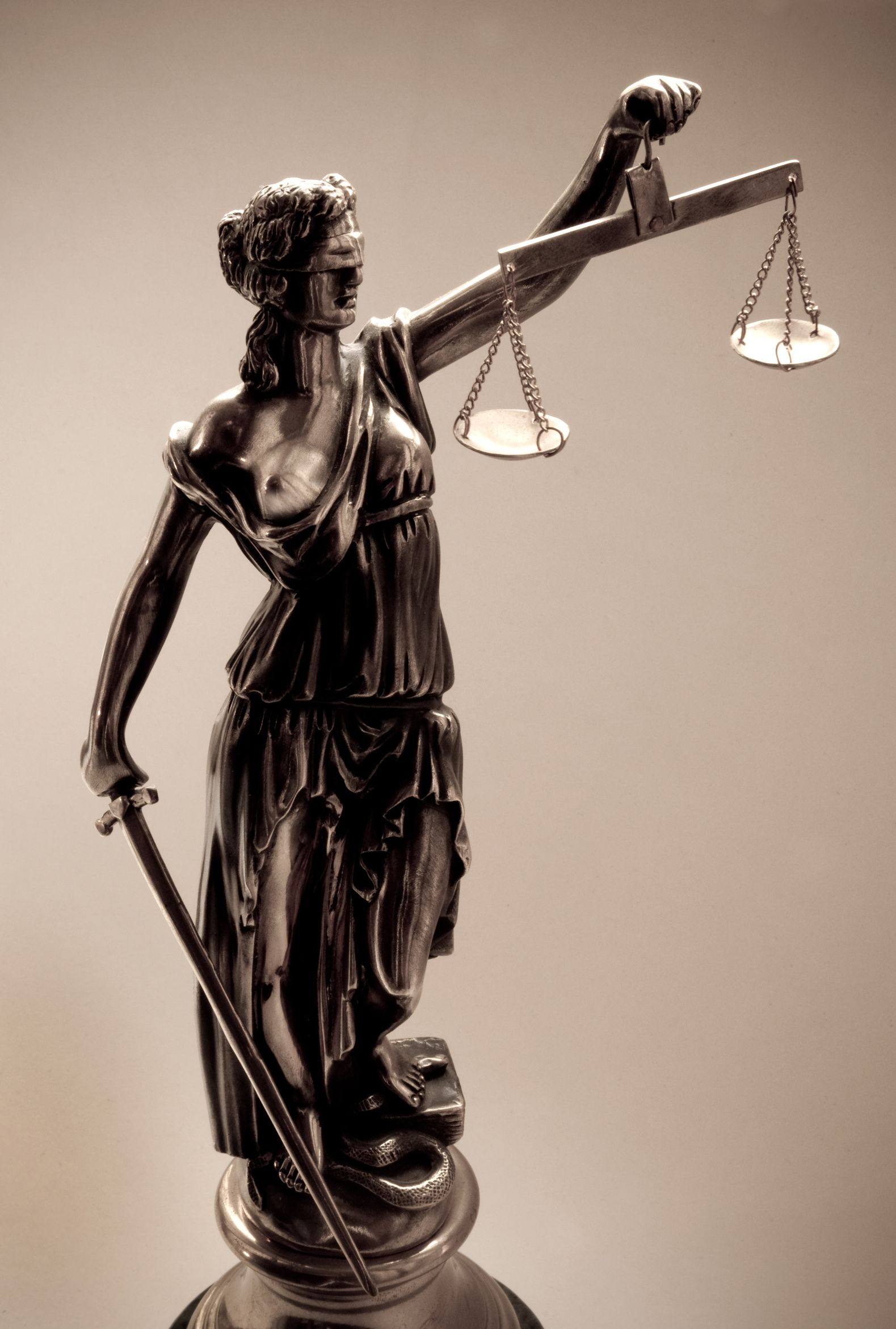 Lady Justice by Artist Unknown. This represents hundreds if not thousands  of sculptures by different artists. I love the image and the meaning behind  it. 037c4e6bf6