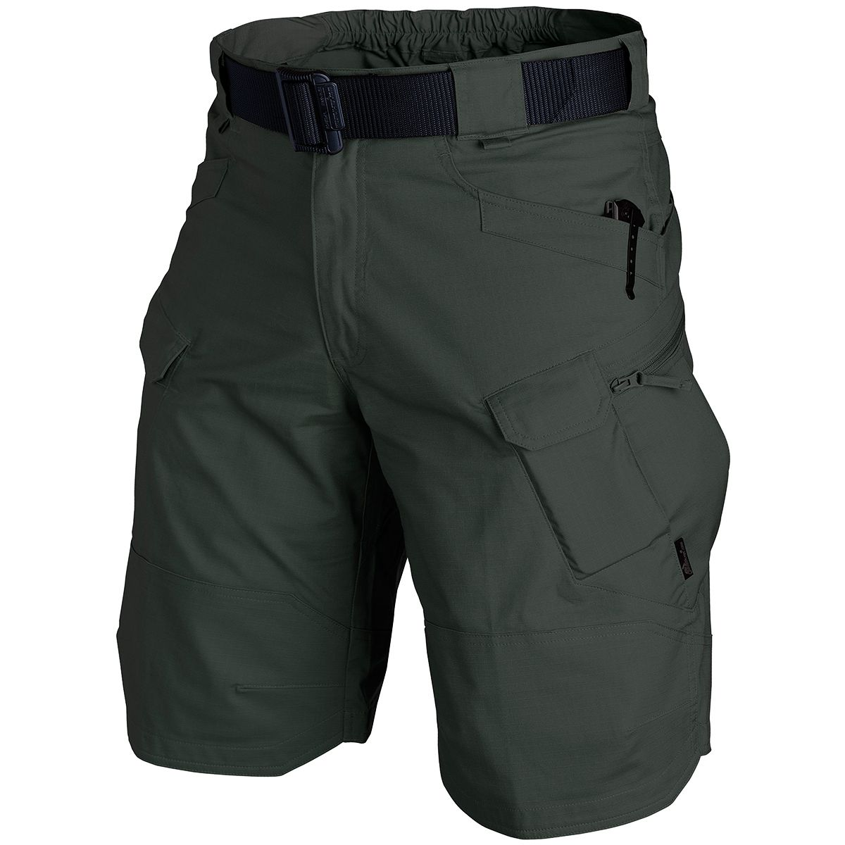 Details about Helikon UTL Tactical Urban Shorts Mens Ripstop Hunting Cargo Pants Jungle Green #outfitswithshorts
