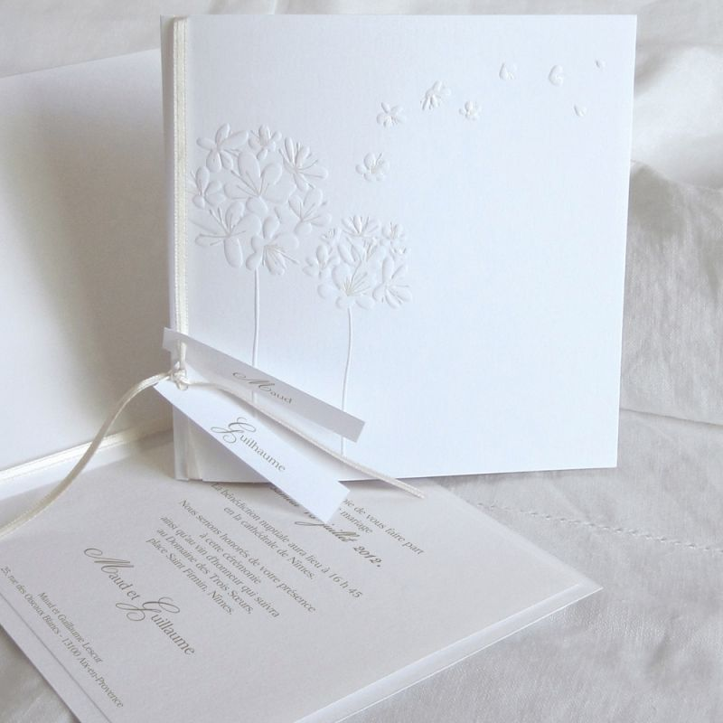 faire part mariage editions creatives