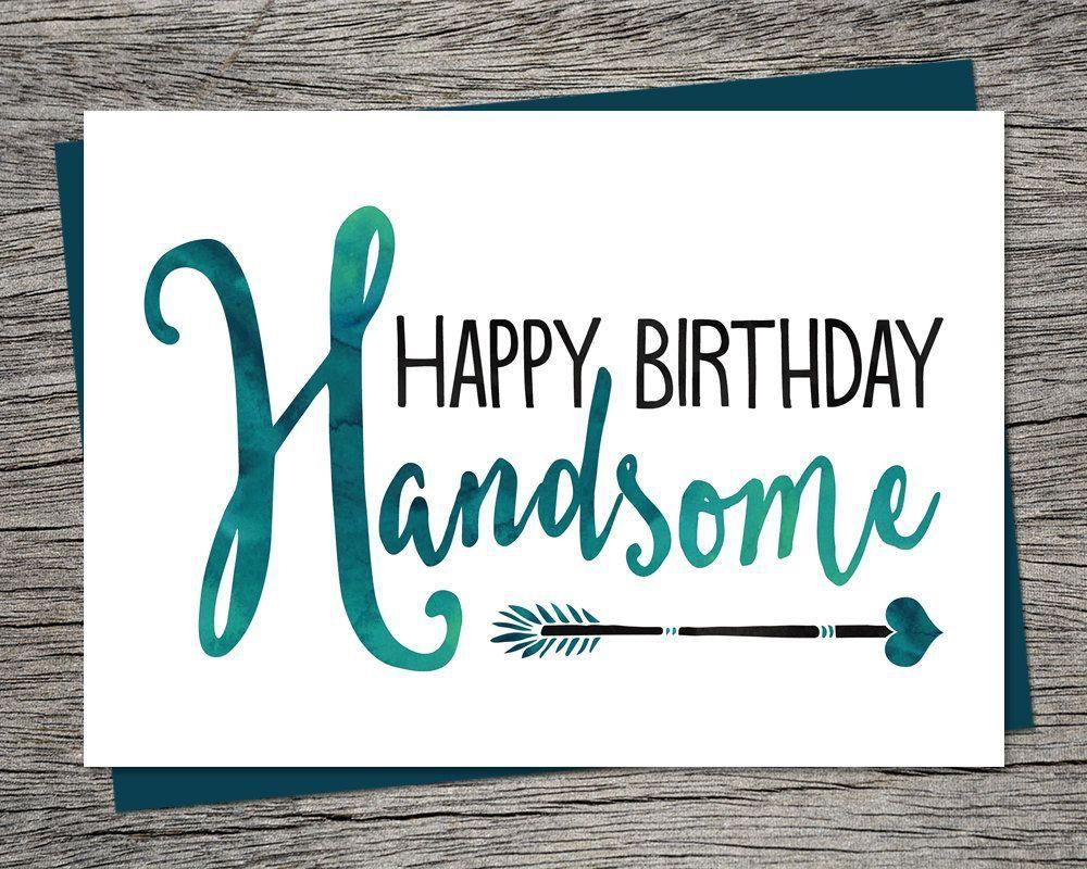 Pin by MutsaTee on Gift Ideas Birthday cards for boyfriend