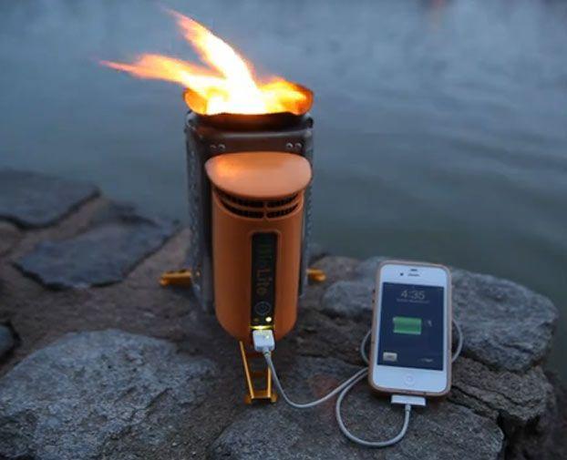USB Camping Stove