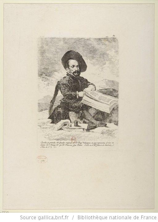 [Un Enano] [El Primo] : [estampe] ([État définitif]) / Goya - 1