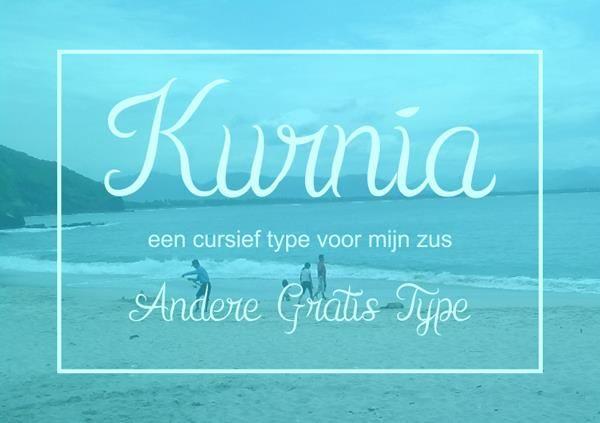 Kurnia font — Created in 2014 by Gunarta. FREE DOWNLOAD