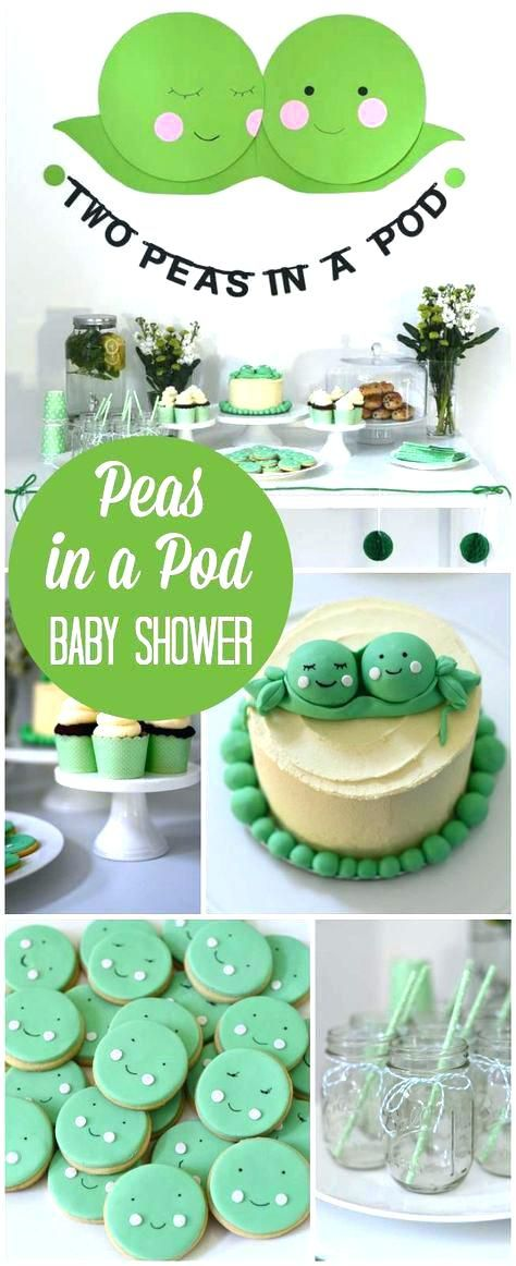 Twin Baby Shower Ideas Twin Baby Shower Themes Boy And Girl Best Showers Ideas On Babies Twin Gi Twin Boys Baby Shower Twins Baby Shower Twin Girls Baby Shower