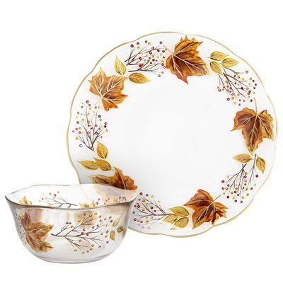 Maple Leaves Dinnerware
