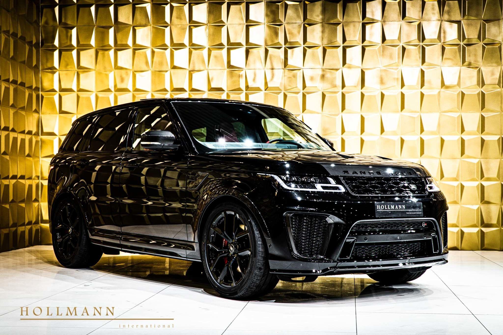 Photo of Land Rover Range Rover Sport 5.0 V8 SVR – Hollmann International – Germany