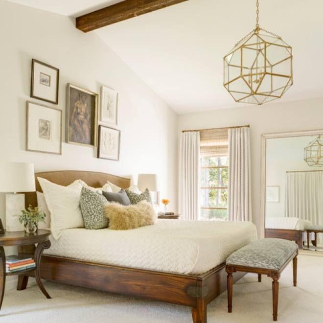 Room redo: Modern Farmhouse Master Bedroom #modernfarmhousestyle