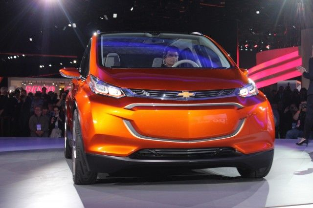 2018 Chevy Bolt Release Date Redesign Price Http