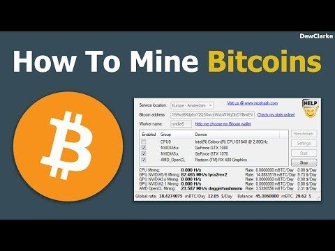 How does investing in bitcoin make you money