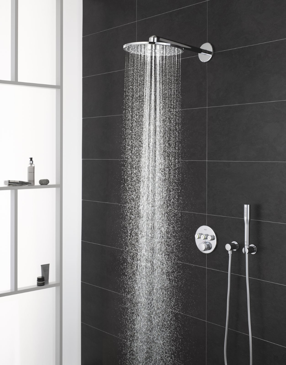 Create A Spa Like Ambiance In Your Bathroom With These Designer