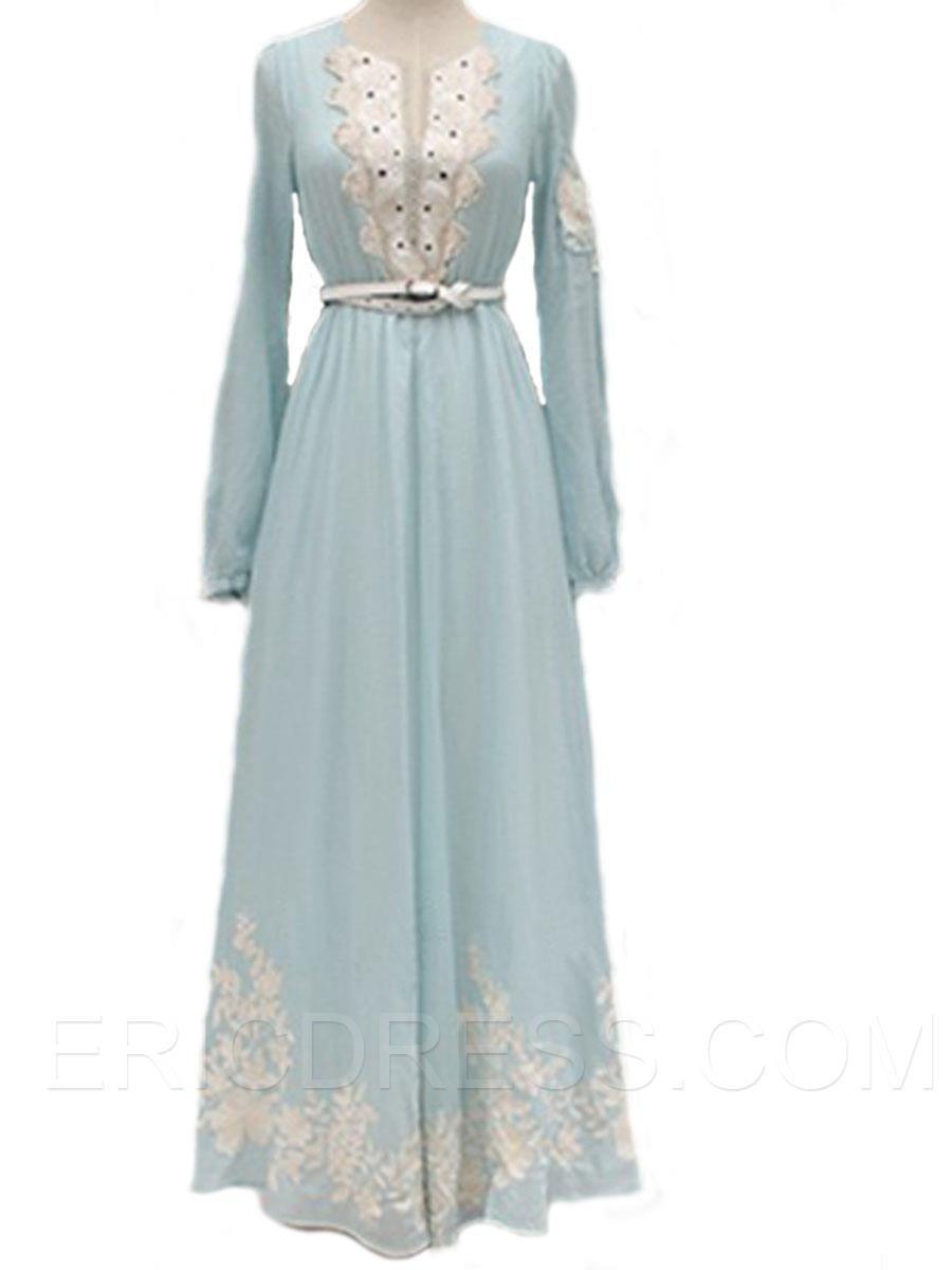 Print Long Sleeve Maxi Dress | Long sleeve maxi, Maxi dresses and ...