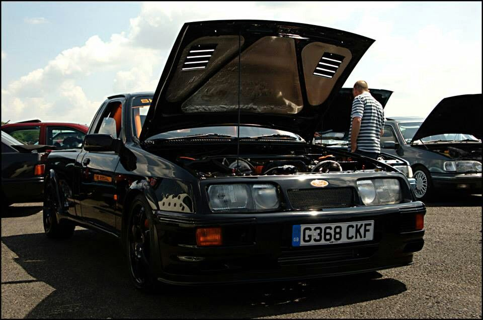 Cosworth Powered Ford P100