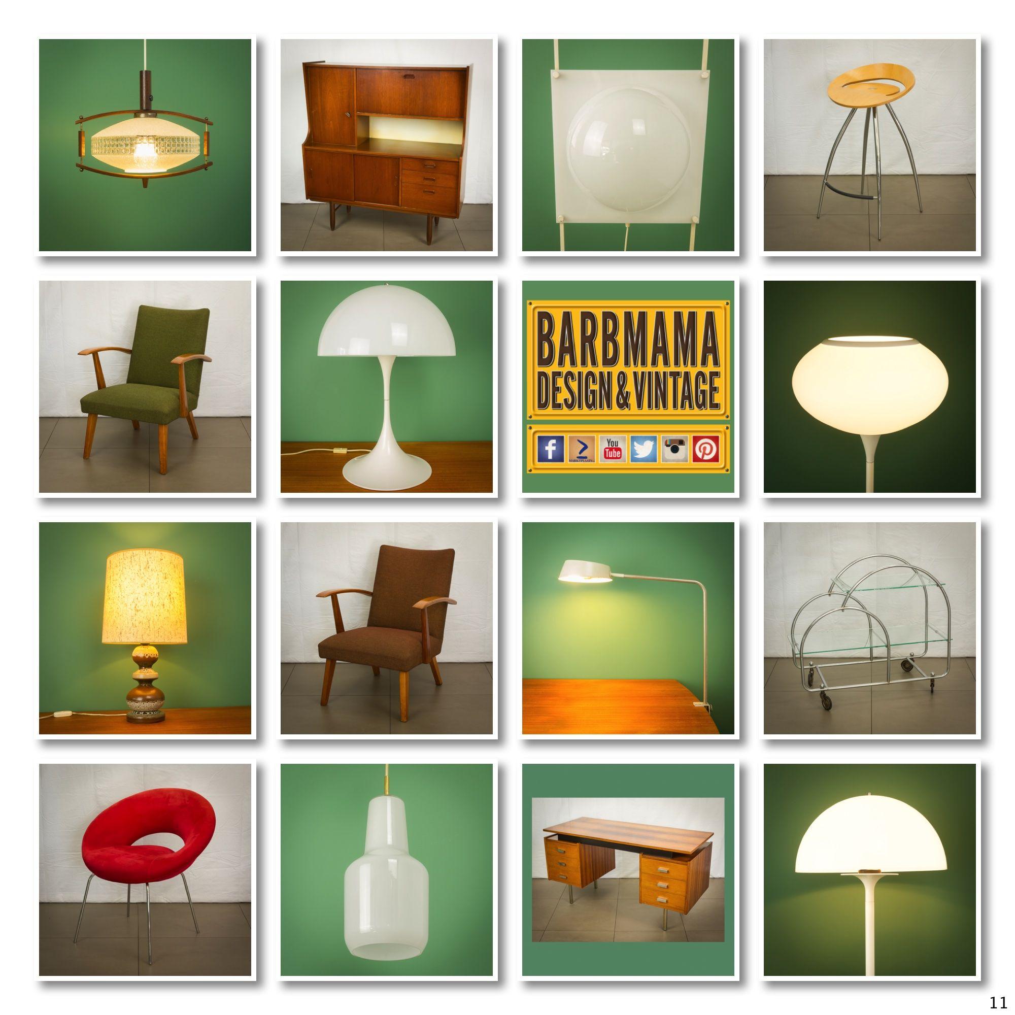 Barbmama Design & Vintage collage 1511