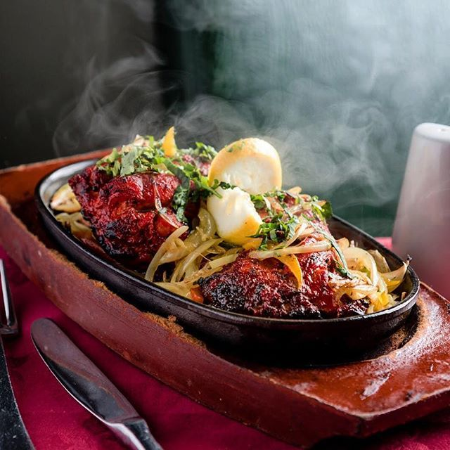 Monday Night Dinner Half Tandoori Chicken Indianfood Tandoorichicken Foodlove Indian Food Recipes Restaurant Recipes Photographing Food