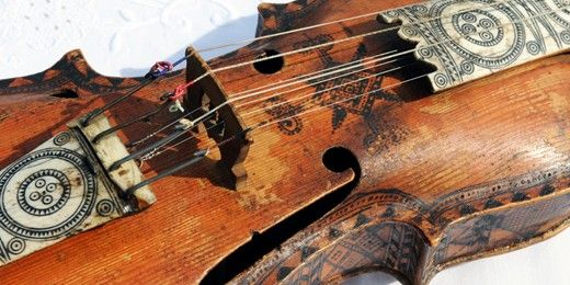 this norwegian instrument has been made and used in hardanger since