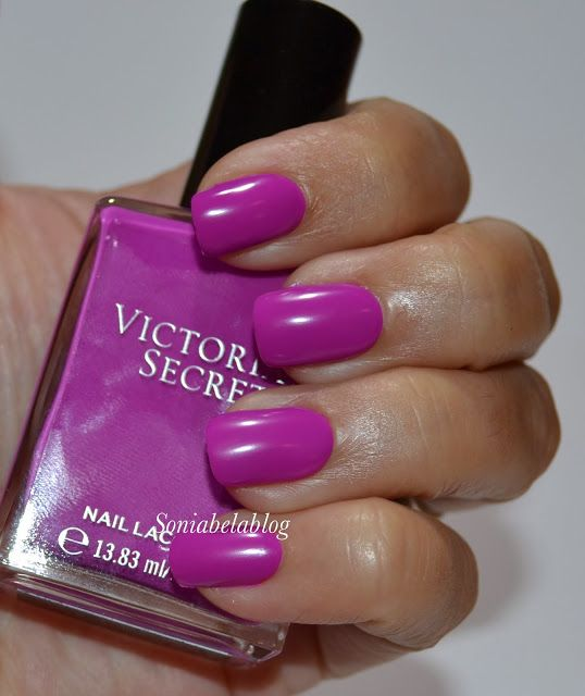 VICTORIA\'S SECRET - WILD SIDE - ESMALTE - NAIL POLISH - REVIEW ...